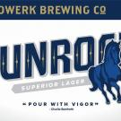 UC Davis and Sudwerk Brewing Co. announce new Gunrock Lager. (Cameron Hughes / UC Davis)