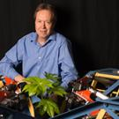 Professor David Slaughter developed a rapid, in-field phenotyping system with high-tech cameras that create three-dimensional, virtual models of each plant as it grows in the field.